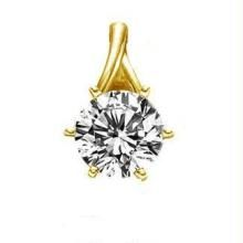 Gia Igi Certfied Natural Diamond Pendant Atp174