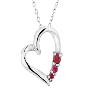 Sterling Silver Pendant Made With Swarovski Zirconia Vap001