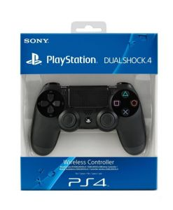 Sony Playstation Dualshock 4 Jet Black Ps4