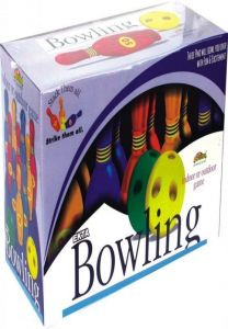 Bowling Set (medium)6 Pins Fun Game
