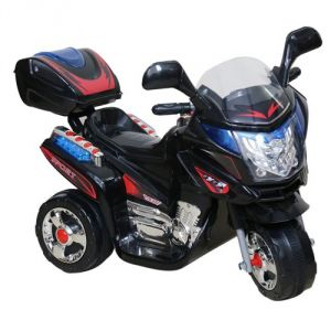 Wheel Power Baby Battery Operated Bike C051 Black