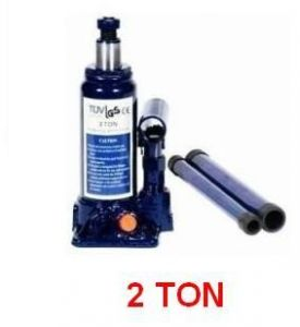 2 Ton Certified Hydraulic Bottle Car Jack