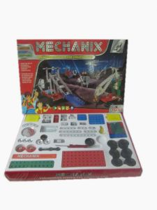 Metal Mechanix 4, 20 Models & 263 PCs Engineering Construction Se