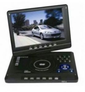Portable dvd players - 7.8inch TFT Portable DVD Player With TV Tuner & 3d