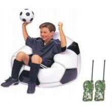 Football Shape Beanless Bag Walky Talky Set