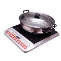 Induction Cooker With Free Kadai
