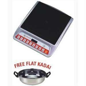 Induction Cookers - Pride Induction Cooker With Free Kadai