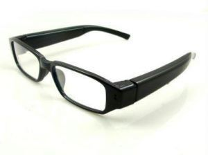 720p HD Camera Sunglasses With Spy Camera