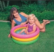 Dealmart Intex 4 Foot Water Swimming Pool For Children