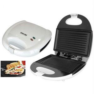 Electric Grill Sandwich Maker Deluxe Series