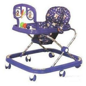 Baby Height Adjustable Baby Walker Classical Square