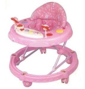 Musical Baby Walker Round Shape Walker