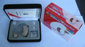 Hearing aids - Hearing Enhancer Aid Machine Sound Amplifier  bill