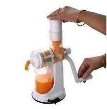 Apex Fruit Juicer Wit Vacuum Base Juicer Extractor Apex Fruit Vegetable Jui