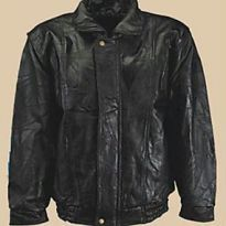 Classic Cimmaron Leather Jacket
