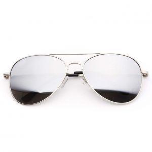 3fc66c5c75421 Ray Ban Rb 3513 154 6g 58 Silver Grey Mirror Uv Protection Aviator ...