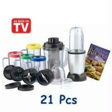 Best Combo-food Processor 21 Piece + Coffee Maker