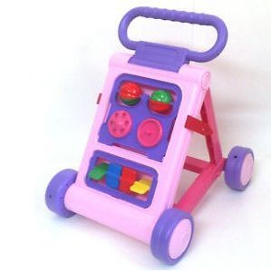 Indmart Baby Walker Colorful Kids Interactive Activity Center