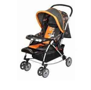 Imported Baby Pram Stroller Buggy With Rocker