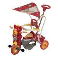 Baby Tricycle With Canopy For Baby 2 To 5 Years