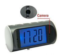 8 Hrs Recording Clock Spy Camera - HD