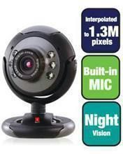 iBall Face 2 Face 1.3 MP / Megapixel Webcam