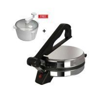 Electric Roti Chapati Maker With Easy Dough Atta Maker