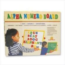 Alpha Numeric Magnetic Educational Board