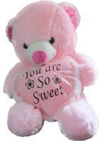 Pink 2.5 Feet Teddy Bear For Girl