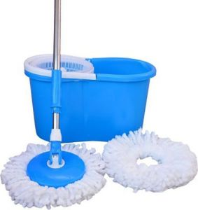 Jelly8 Easy Magic 360 Degrees Spin Mop