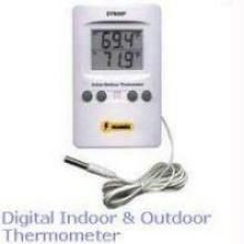 Digital Indoor & Outdoor Car / Home Thermometer