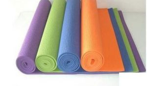 Yoga Essentials - Important Stretch Out In Comfort On Mat For Yoga Fitness Yoga Mat