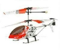Helicopter Metal Body 3 Ch Remote Control