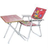 Multipurpose Table Chair Set For Kid