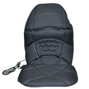 Body Massagers - Car Seat Massager With Multi Function For Home & Car Use