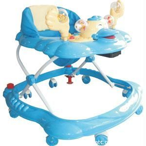Beautiful Musical Baby Walker