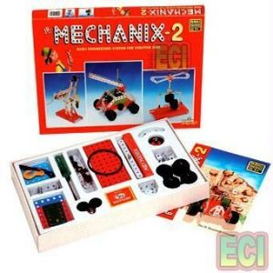 170pcs Metal Mechanix 2 Engineering Toy Set Age7