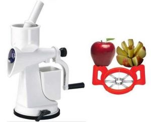 The Ultimate Fruit &vegetable Juicer With Apple Cutter