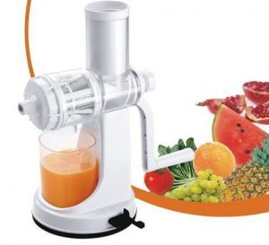 Ganesh Fruit & Vegetable Juicer | Fruit Juicer | With Still Handle