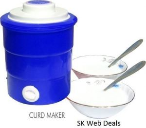 Sk Web Deals Electric Curd Maker Make Curd In Just 120 Minutes
