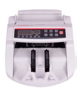 Artek Lada Eco White Money Counting Machine With Fake Note Detector