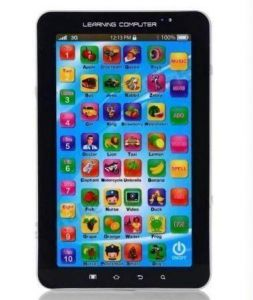 "P1000 Educational Kid""s Tablet Toy"