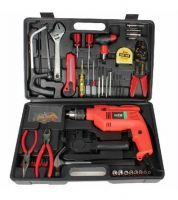 Ssnpl 102 PCs Multipurpose Tool Kit With Drill