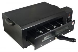 Electric Tandoor Single Rotary Switch Roster Grill Barbeque Oven