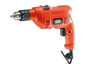 Black & Decker 10 MM Drill Machine Kr504