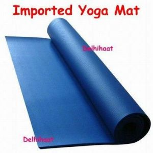 Imported Yoga Mat - High Quality
