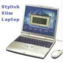 Big Size Children Laptop Educational Stylish Slim