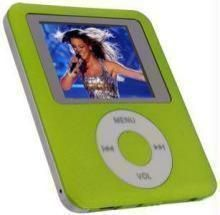 2 GB Mp3-mp4 Player