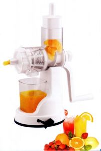 Your Choice (tm) Ultra Fruit & Vegetable Juicer Plastic Hand/manual Juicer
