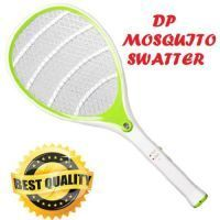 Dp Mosquito Swatter Rechargeable Insect Bug Fly Killer Net Mosquito Bat